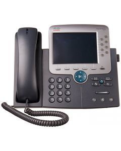 CISCO CP-7975G VOIP Telephony
