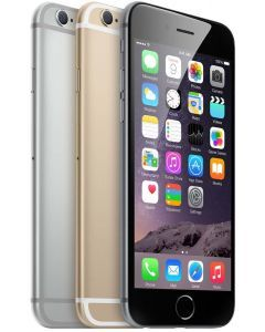 Mint+ Core Sleeve iPhone 6 |16GB |  Silver