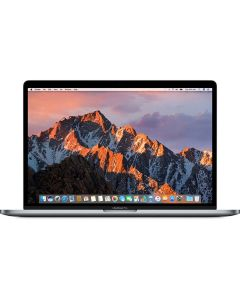 Refurbished Apple MacBook Pro Core i7 2.8GHz 256GB SSD 15 Inch Laptop With Touch Bar - Space Grey