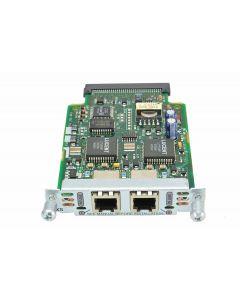 CISCO VIC-2BRI-NT/TE Voice Interface Card
