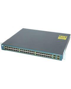 CISCO WS-C3560G-48PS-E Switch