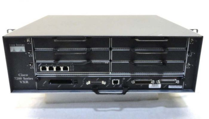 CISCO 7206VXR Router