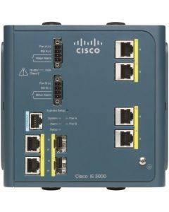 CISCO IE-3000-4TC Switch