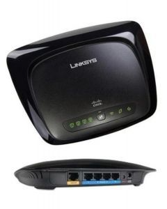 CISCO  WRT54G2 Router