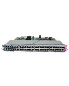 CISCO WS-X4748-RJ45V+E Network Module